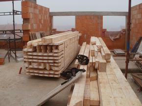 Jak postavit strechu