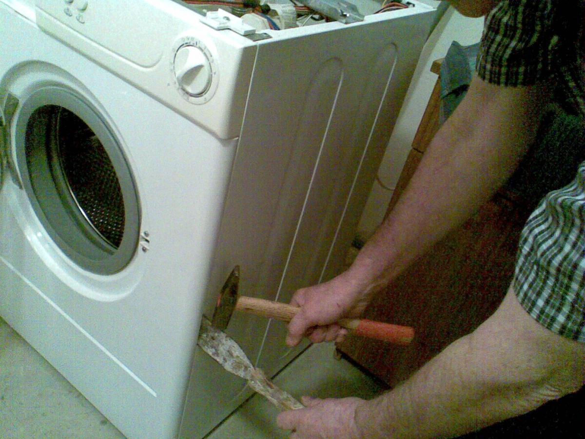 Jak opravit pračku