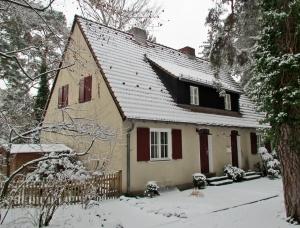 Jak zazimovat a připravit chatu na zimu?