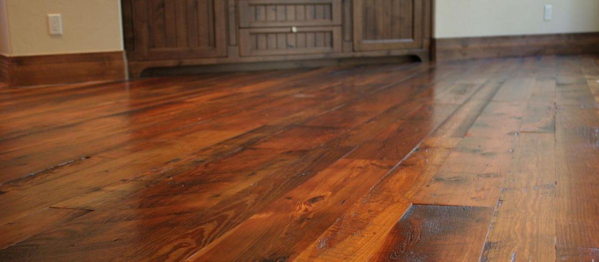 Jak Opravit Starou Dřevěnou Podlahu