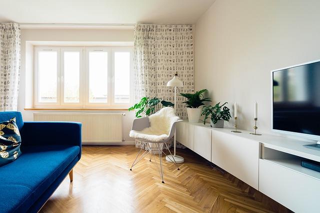 Jak oživit starý obývák a nepřijít přitom o moc peněz
