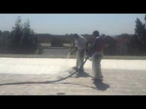 Jak zateplit plochou střechu